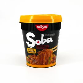 Cup of Instant Yakisoba classic taste, NISSIN
