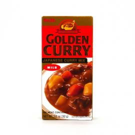 Mild Japanese curry, S&B GOLDEN CURRY, Slightly spicy curry bar
