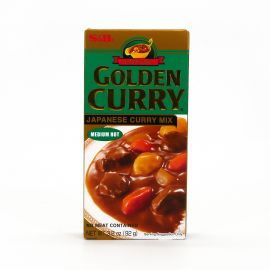 Mild Japanese curry, S&B GOLDEN CURRY, Spicy curry bar