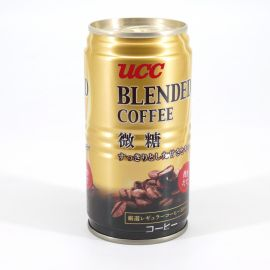 Brewed coffee (formula with less sugar) - BLENDED COFFEE BITOU