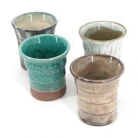 Set of 4 Japanese cups - ISSHO