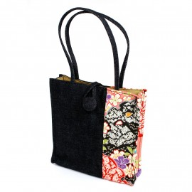 japanese bag jean's cotton polyester J5053