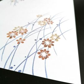 10 placemats in smooth paper - OKA