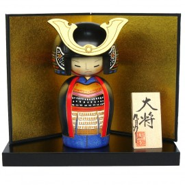 Japanese doll wooden KOKESHI. handmade in Japan - TAISYO
