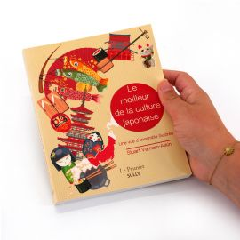 Book - The Best of Japanese Culture, An Illustrated Overview, Stuart Varnam-Atkin