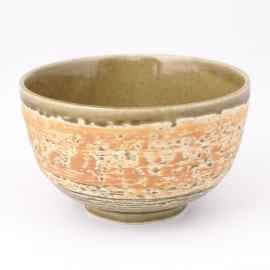 Japanese ceramic soup bowl MYA4480109
