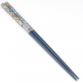 Japanese blue chopsticks, large