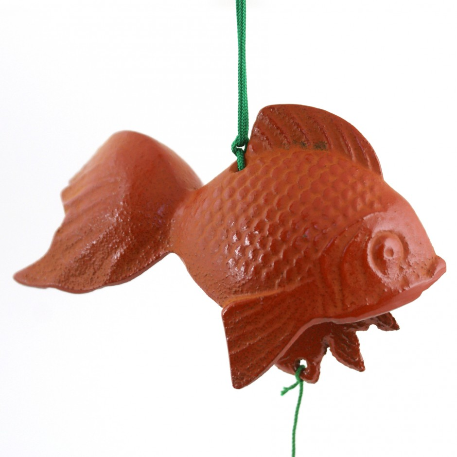 japanese wind bell KINGYO goldfish