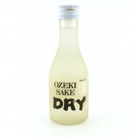 japanese sake OZEKI Dry alcohol 14.5%. 180ml