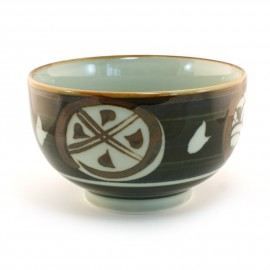 Japanese soup bowl ceramic MYA511285E