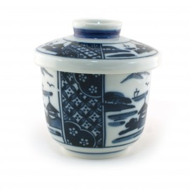 Japanese bowl with lid 16M1512574E