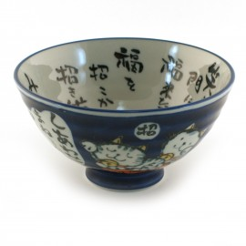 blue bowl Japanese rice 16M338615468