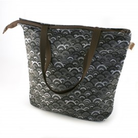 japanese bag cotton and polyester sh7385 3
