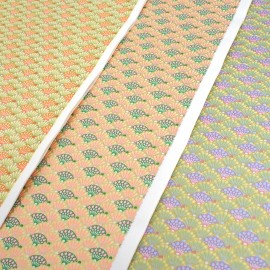 Japanese Washi paper Yuzen designed By Taniguchi Kyoto Japan CZ8052