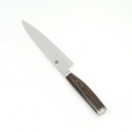 Japanese kitchen knives KAI Santoku SHUN 16.5 cm