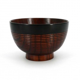 wooden bowl for miso soup 2017BK