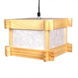 Japanese black ceiling lamp akida