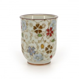 tea cup with patterns Ranman