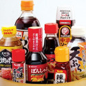 Sauces and seasonings from Japan